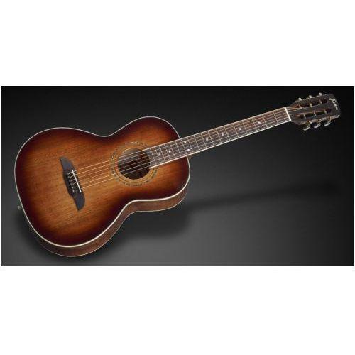 Framus fp 14 m - vintage sunburst transparent high polish gitara akustyczna