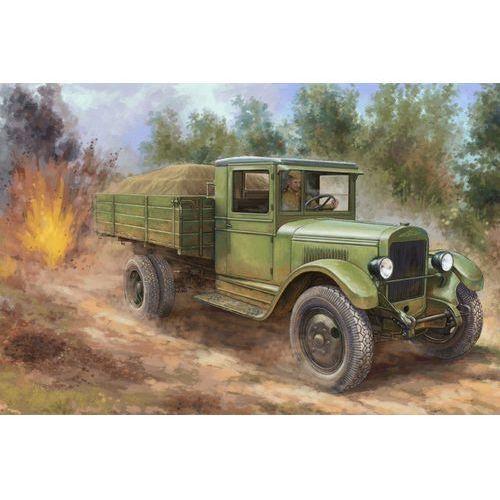 Russian ZIS-5 Truck (6939319238856)