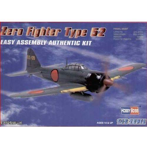 zero fighter type 52 marki Hobby boss