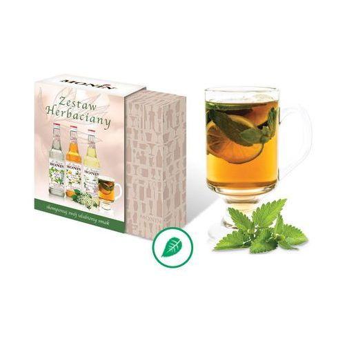 Monin Zestaw herbaciany tea set 3 x 50 ml monin 911108 911108