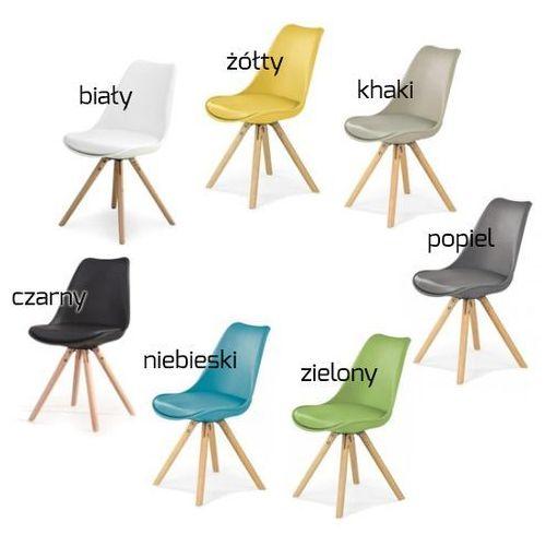Krzesło HALMAR K201, Kolory - styl skandynawski. Napisz i negocjuj cenę!