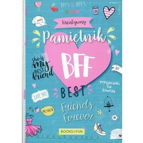 Kreatywny pamiętnik BFF Best Friends Forever (200 str.)
