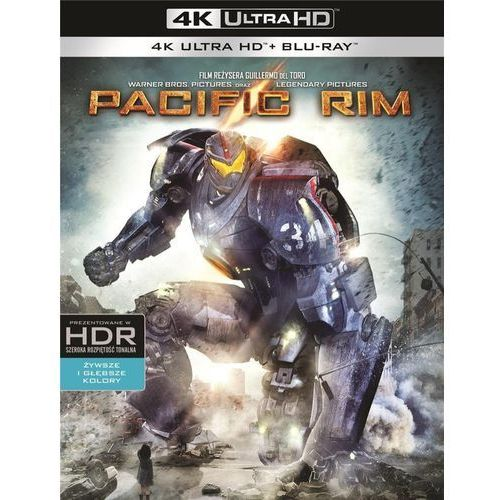 Warner bros Pacific rim (blu-ray) - guillermo del toro (7321999342982)