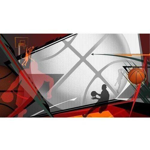 Wodoodporna Fototapeta Wysokiej Jakości (200x110cm) - boisko, Basketo z SPORT-TRADA