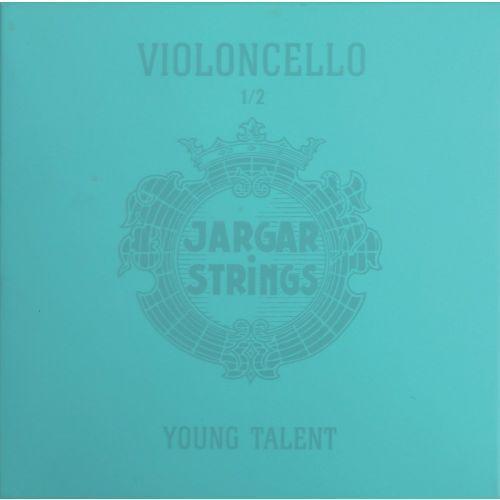 Jargar (638950) struny do wiolonczeli - Set ′′Young Talent′′ 1/2 Medium