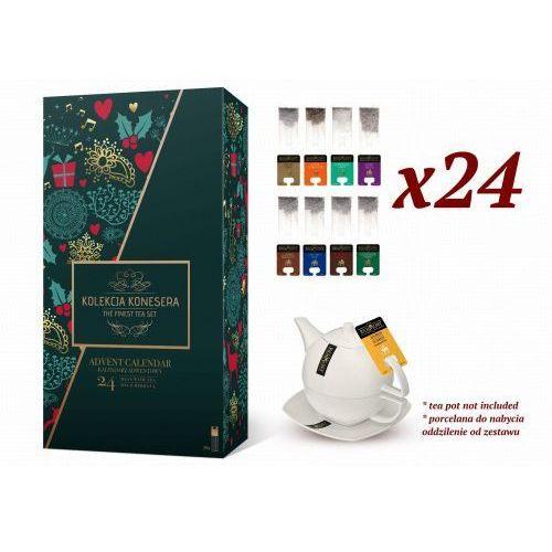 Poznajsmaki Prezent na walentynki - zestaw konesera z herbatą richmont