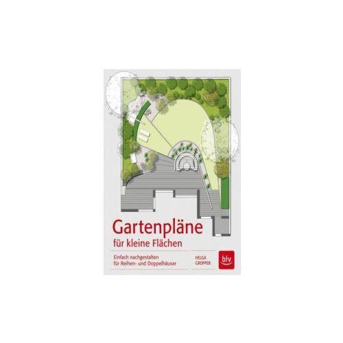 Gartenpläne für kleine Flächen (9783835413702)