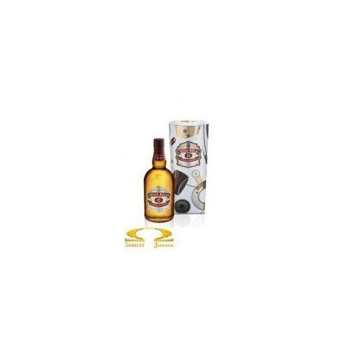 Whisky chivas regal 12 yo puszka limitowana edycja 2016 0,7l marki Chivas brothers