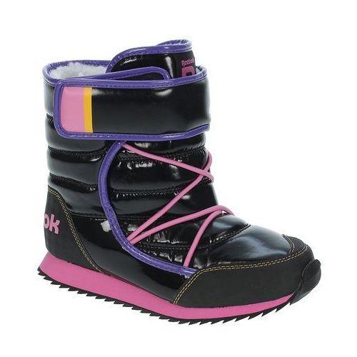 buty Reebok Frostbound II - Black/Optimal Pink/Fearless Purple/Orange