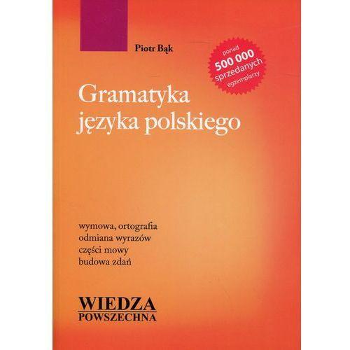 Gramatyka języka polskiego- nowe wydanie XV (9788363556631)