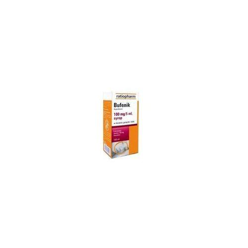 Lek Pozostałeleki i suplementy: Bufenik syrop 0,1 g/5ml 100 ml