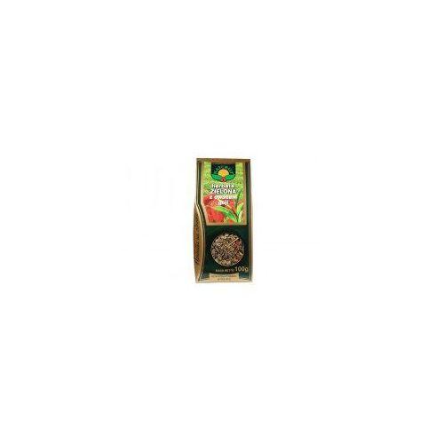 Natur-vit Herbata zielona z owocem goji ( zielona herbata i goji ) - 100g natur vit