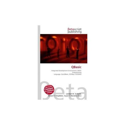 Lambert M Surhone,Miriam T Timpledon,Susan F Marseken - QBasic (9786130534660)