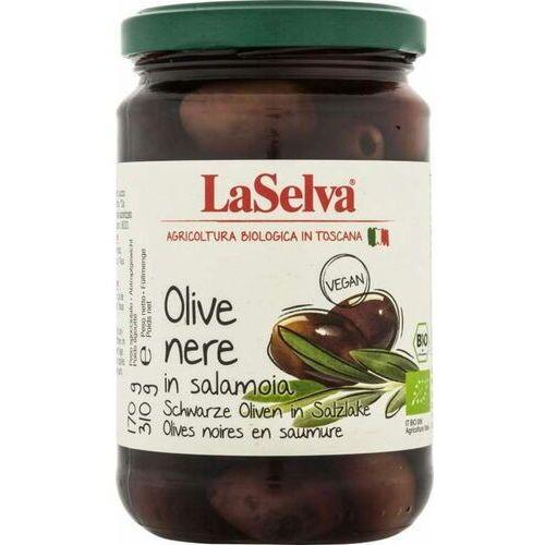 Laselva Oliwki czarne w zalewie bio 310 g -