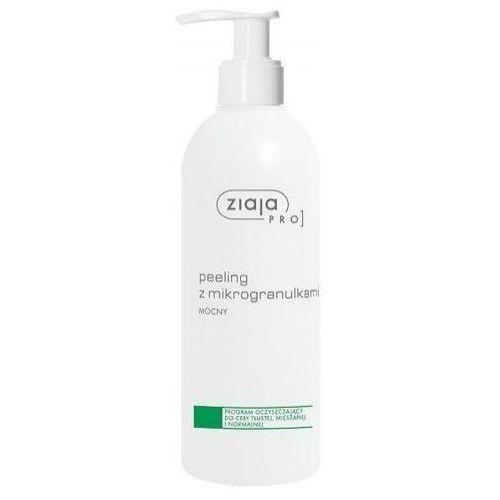 peeling z mikrogranulkami 270ml promocja-70% hurtpro.eu - profesjonalne kosmetyki i wyposażenie salonu marki Ziaja