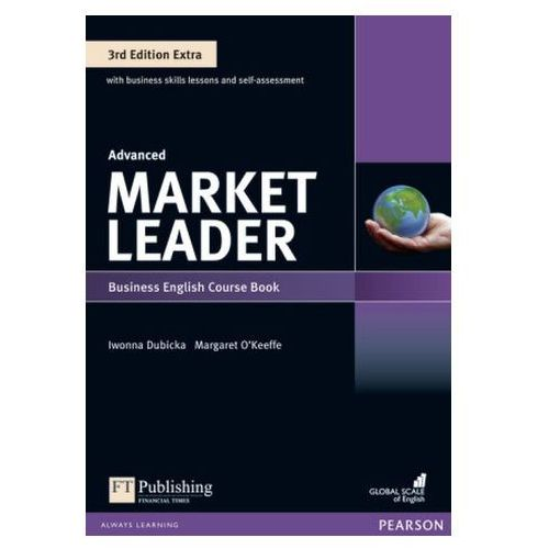 Market Leader 3Ed Extra Advanced. Podręcznik + DVD-R + MyEnglishLab (9781292134734)