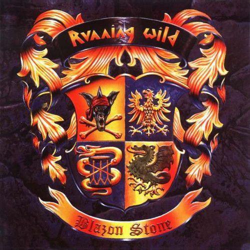 Warner music Running wild - blazon stone (expanded version) (4050538274745)