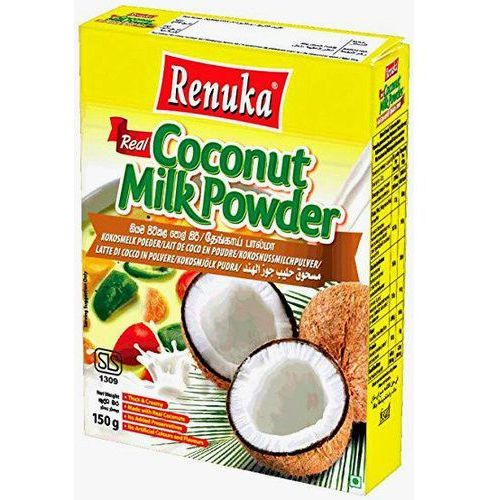Mleko kokosowe w proszku, naturalne 300g - Renuka