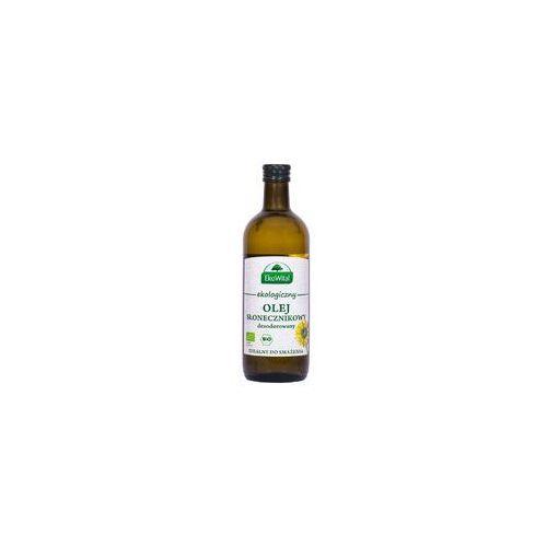 Olej słonecznikowy do smażenia BIO 1 l, 5934