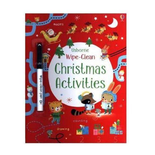 Wipe-clean Christmas Activities, Robson, Kirsteen