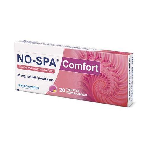 NO-SPA COMFORT 40mg x 20 tabletek z kategorii pozostałe zdrowie
