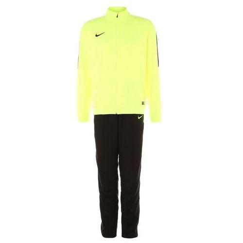 Nike Performance Dres volt/black/black/(black), kolor żółty