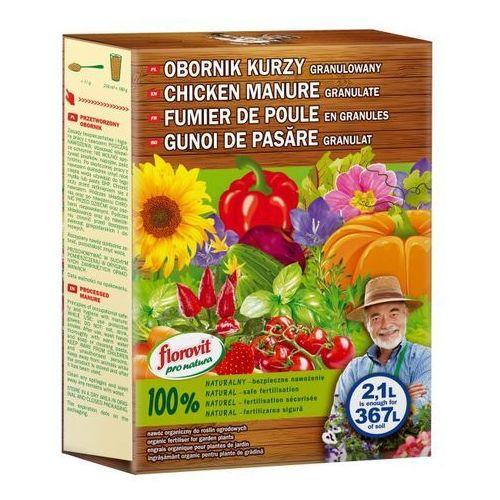 Nawóz organiczny Florovit Pro-Natura 1,5 kg, NW1070202N01Z0041