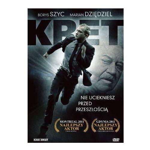 Kino świat Kret (dvd)