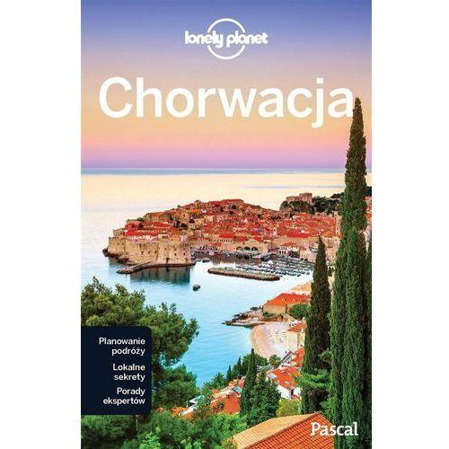 Lonely Planet Przewodnik Chorwacja, oprawa broszurowa