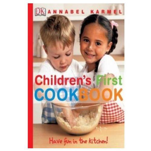Children's First Cookbook, oprawa twarda