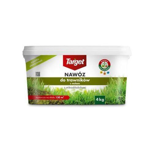 Nawóz do trawników 4 kg marki Target