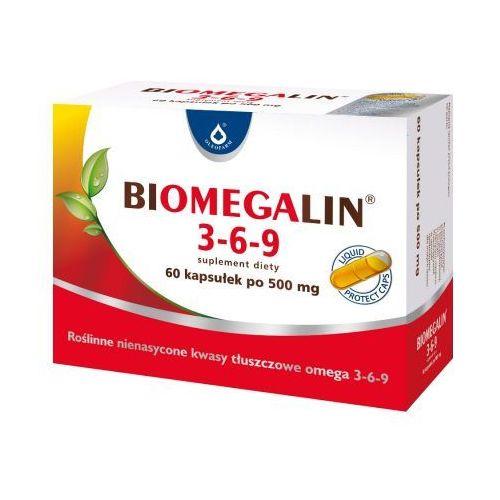 Kapsułki Biomegalin 3-6-9 60 kaps.