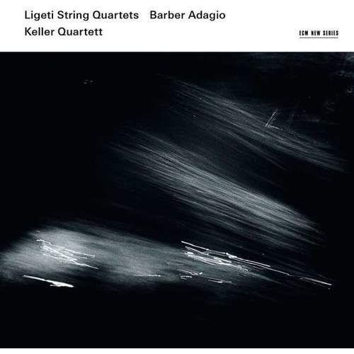 Universal music / ecm Ligeti sonatas and barber adagio - keller quartett (płyta cd)