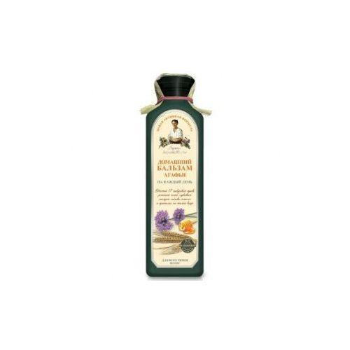 Balsam Babcia Agafia Balsam domowy codzienny do pielęgnacji wszystkich rodzajów włosów 350ml