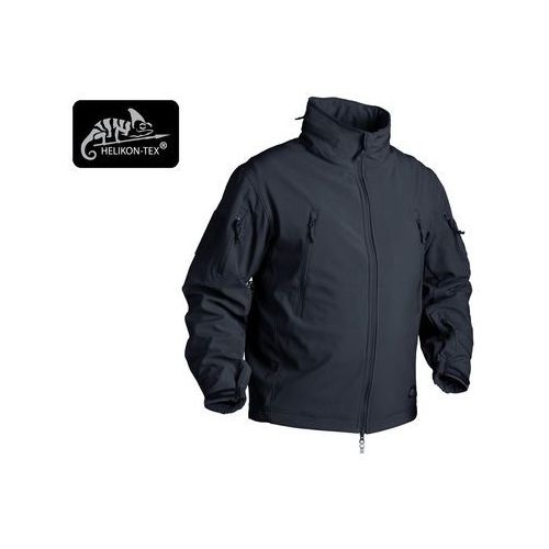 Kurtka softshell Helikon Gunfighter - Shark Skin Windblocker - Navy Blue