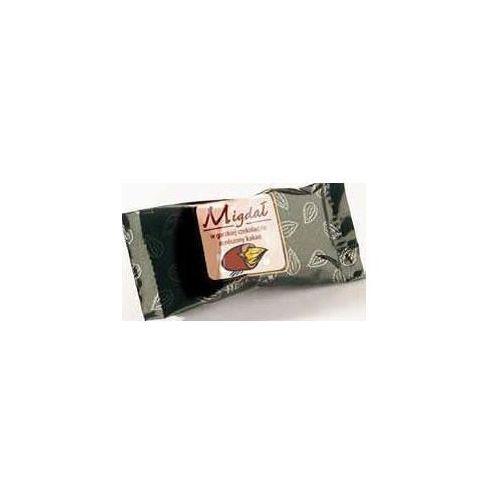 Hellma Migdał w czekoladzie oprószony kakao 380szt (5904259740029)