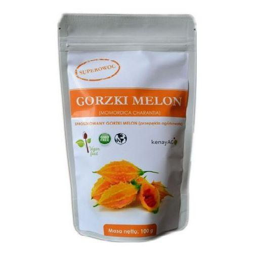 Gorzki melon sproszkowany owoc 100g, KENAY
