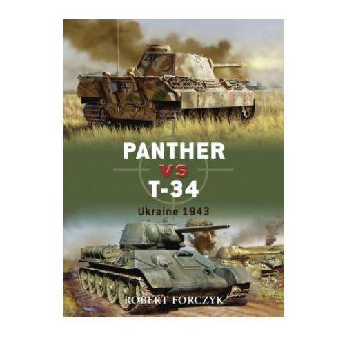 Panther vs T-34 Ukraine 1943 (D.#4) (9781846031496)