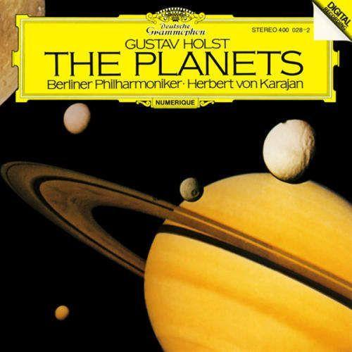 Universal music / deutsche grammophon Holst: the planets (*) - herbert von karajan (płyta cd)