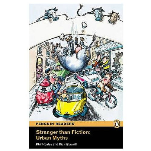 Level 2: Stranger Than Fiction Urban Myths