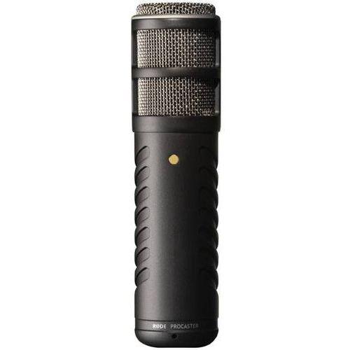 """RODE Procaster - Mikrofon dynamiczny -5% na pierwsze zakupy z kodem """"START""""! (0698813001118)"""