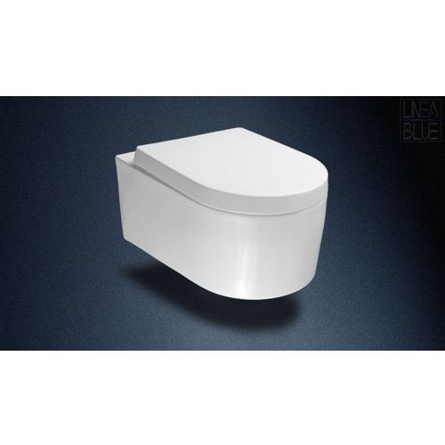 CERAMICZNA MISA WC MISTRALL LINEABLUE (miska i kompakt WC)