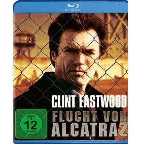 Ucieczka z alcatraz [blu ray] marki Paramount pictures