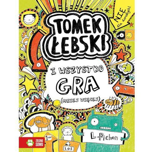 I wszystko gra - Tomek Łebski Tom 3 (9788378957386)