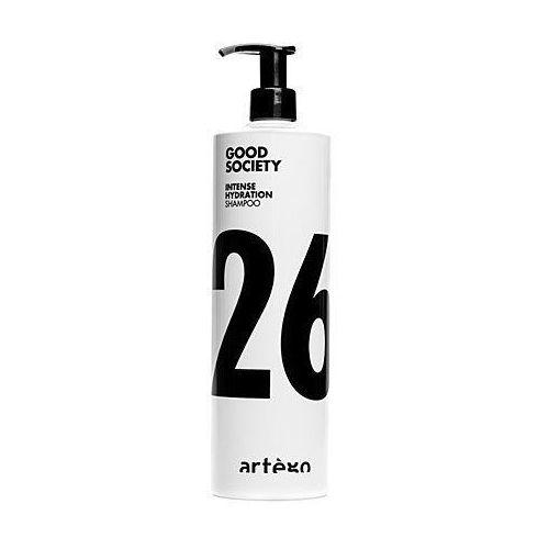 Artego Intense Hydration 26, szampon nawilżająco-regenerujący bez SLS/SLES 1000ml (8032605272812)