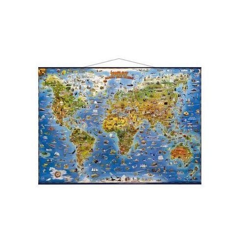Świat mapa dla dzieci, Expressmap