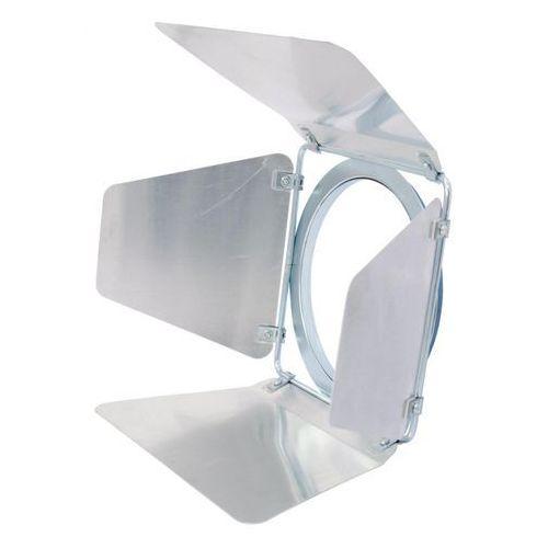 barndoor par-56 skrzydełka, srebrne marki Eurolite