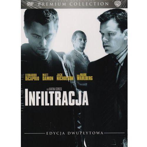 Galapagos Infiltracja (dvd), premium collection - martin scorsese darmowa dostawa kiosk ruchu (7321996132883)