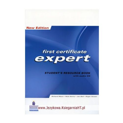 FCE Expert New Edition Student's Resource Book without Key plus Audio CD (144 str.)