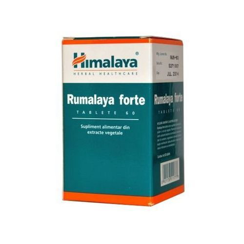Tabletki Himalaya Rumalaya Forte 60 tabl.